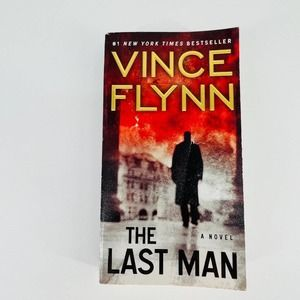 The Last Man, a book by Vince Flynn - GUC